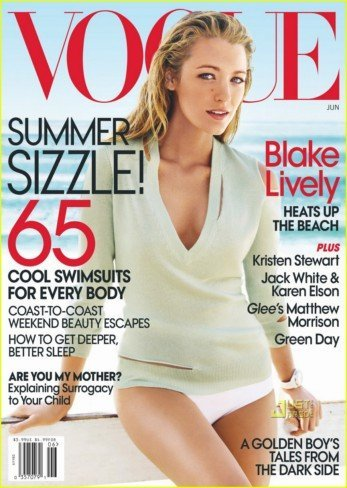 """¿Qué celebrity """"vendió"""" más portadas en 2010? ¿Y quiénes fueron un fiasco para la revistas de moda?"""