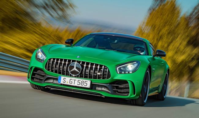 El Mercedes-AMG GT R marca tiempazo en Nürburgring: 7 minutos y 11 segundos, en vídeo