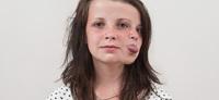 'Facade', sonrisas y caras divertidas con los 'dobles' retratos de Ulric Collette