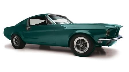 Rifa Dos Mustang Bullit 5
