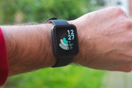 Mi Watch Lite, un reloj inteligente de Xiaomi con GPS y una autonomía excepcional, en oferta por 43,95 euros con este cupón de descuento