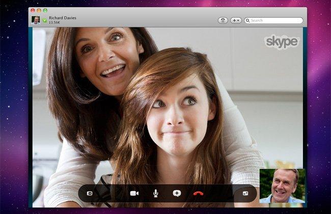 Skype 5.6 OS X Lion