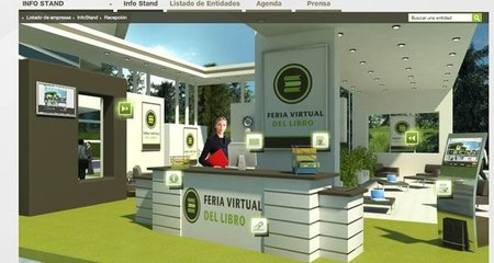 Comienza la I Feria Virtual del Libro