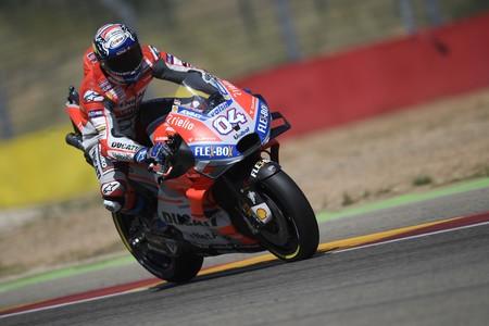 Andrea Dovizioso Motogp Aragon 2018 1