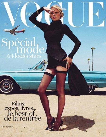 Las 4 últimas portadas de revistas de moda que me han encantado