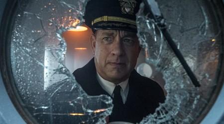 El intenso tráiler de 'Greyhound' presenta a Tom Hanks combatiendo contra submarinos nazis
