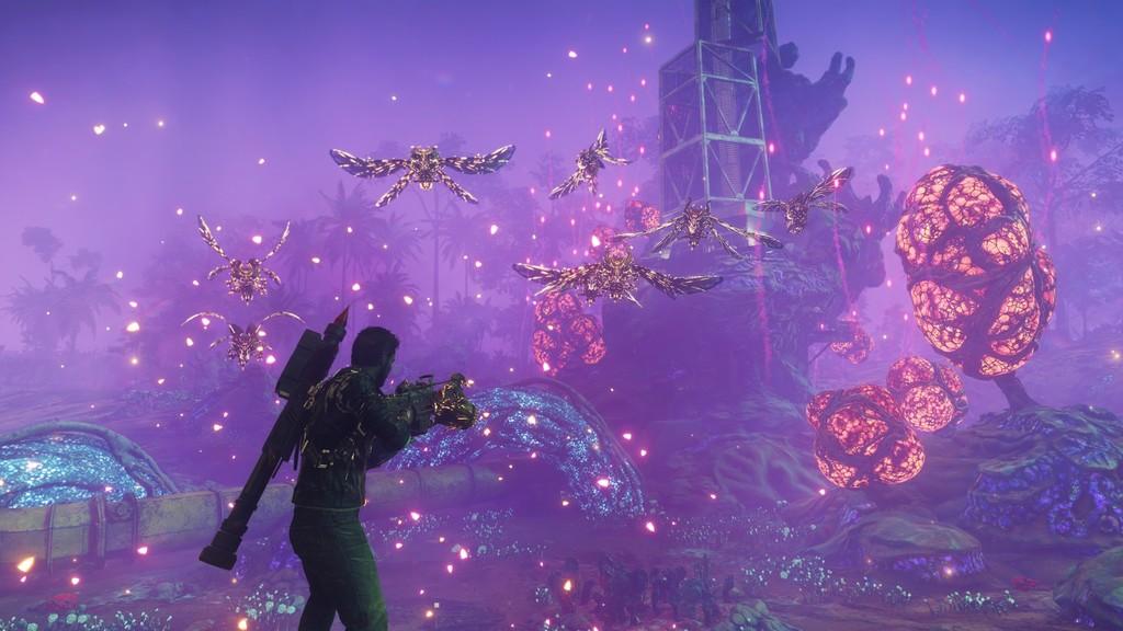 Just Cause 4 mejora sus gráficos junto con otras novedades con su última actualización. En julio llegará Los Demonios, su segundo DLC