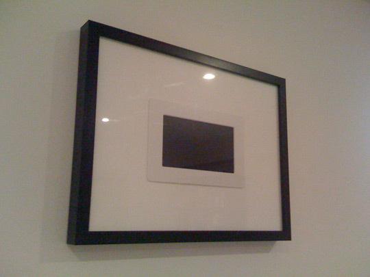 Foto de Usar un Ribba para enmarcar un marco digital (1/2)