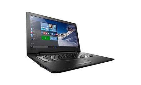 Si no necesitas un portátil potente, en PcComponentes tienes el Lenovo IdeaPad 110-15ISK por 385 euros