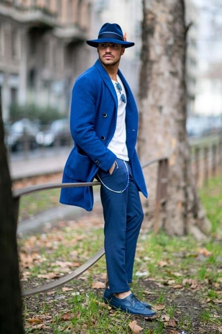A los hombres les sienta muy bien el sombrero y tenemos once looks ... 482f9d1d671