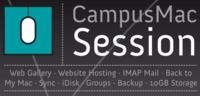 Nueva CampusMac Session centrada en .Mac