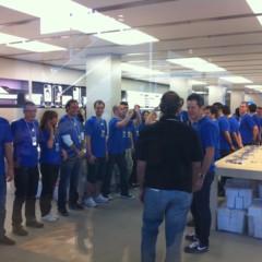 Foto 39 de 93 de la galería inauguracion-apple-store-la-maquinista en Applesfera