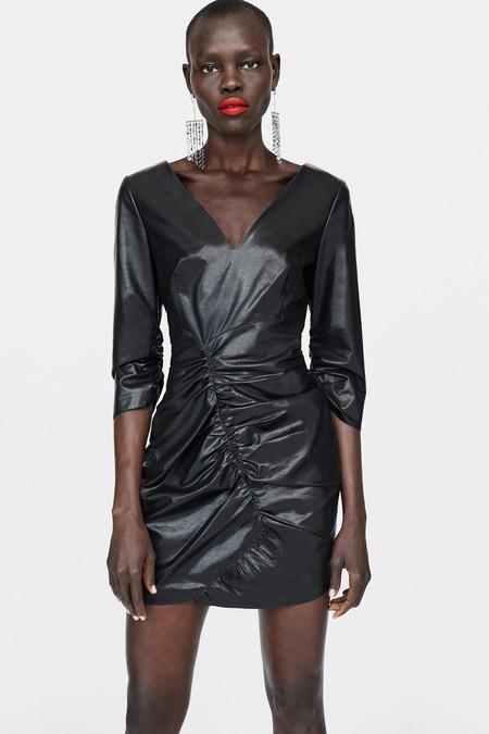 Vestido Zara Fiesta Lbd 06