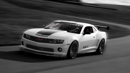 Chevrolet Camaro SSXT Track Car Concept