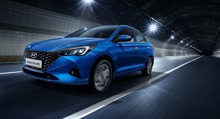 Hyundai Accent Solaris 2021 7
