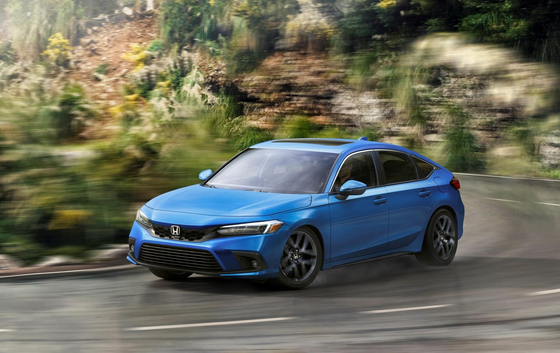 Foto de Honda Civic Hatchback 2022 (3/18)