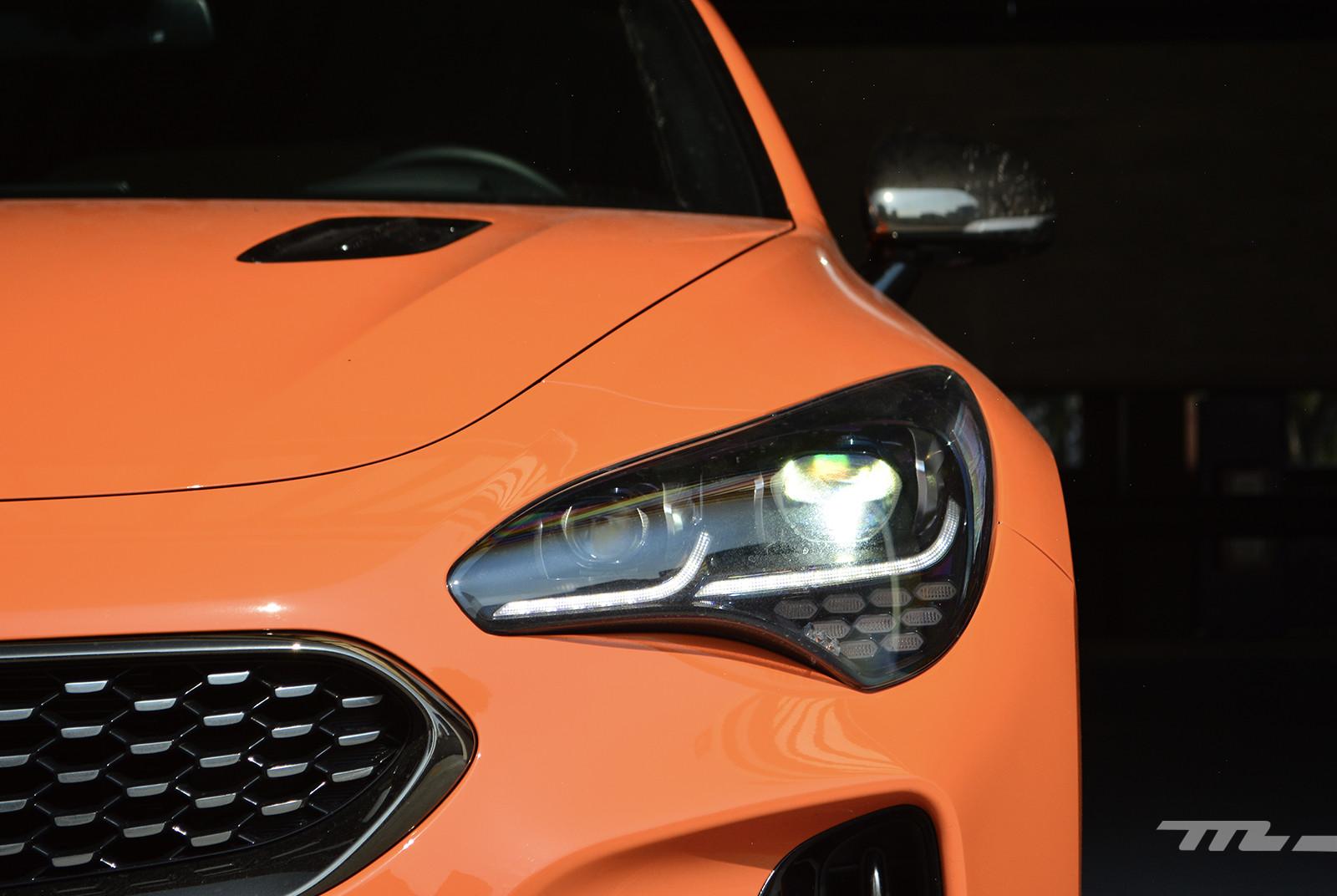 Foto de KIA Stinger GT 2020 (prueba) (5/14)