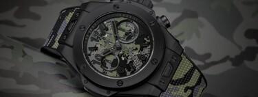 Hublot y Yohji Yamamoto presentan el reloj que será la sensación para los fanáticos