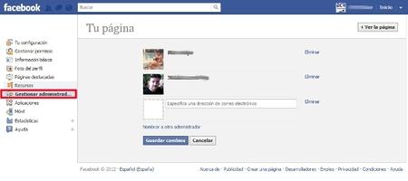 Facebook permitirá distintos perfiles de usuarios para administrar sus páginas