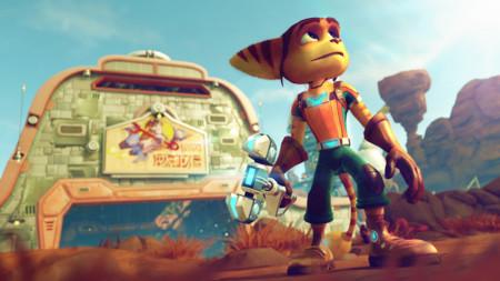 Ratchet & Clank para PS4 recibe su primer tráiler con gameplay y este se ve igual que una película animada