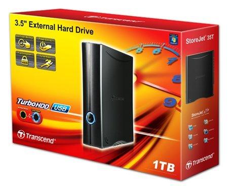 Transcend StoreJet 35T, disco duro externo para exigentes