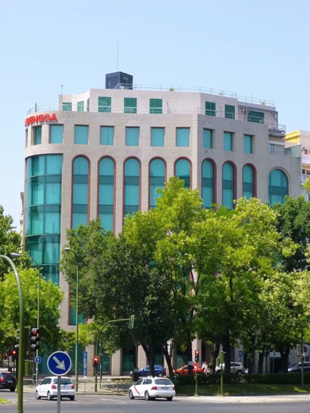 Madrid Edificio Castellana 43 Abengoa 1