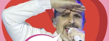 Los amantes bandidos de Miguel Bosé: Esta es la lista definitiva de los famosos que han ocupado su corazón negacionista