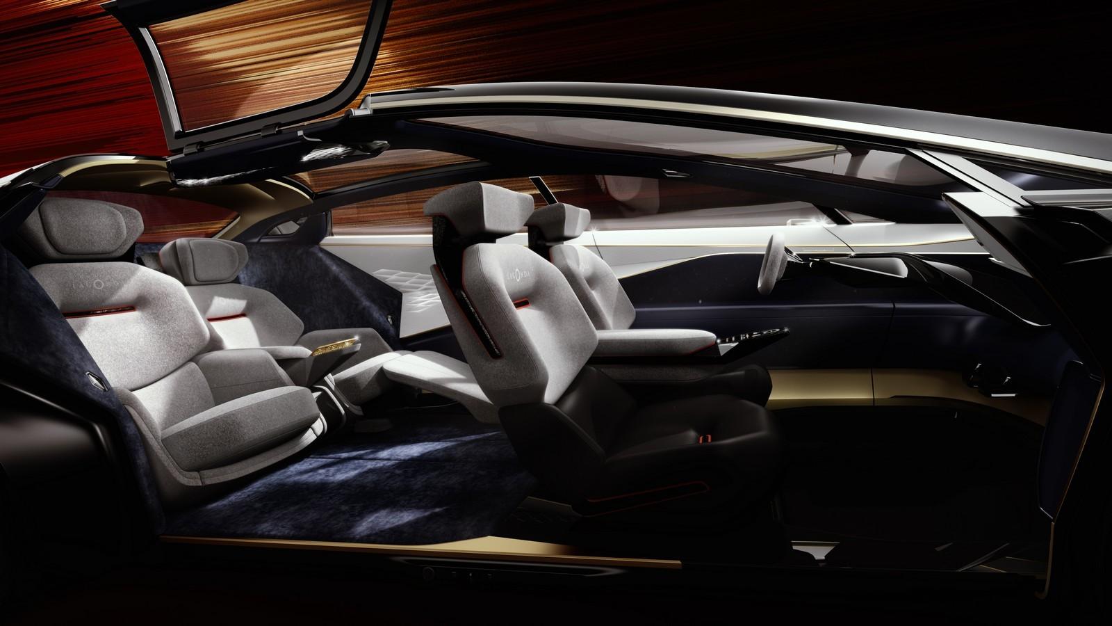 Foto de Lagonda Vision Concept (15/23)
