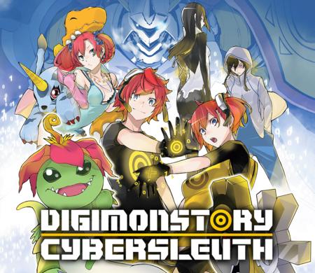 Digimon Story Cyber Sleuth anuncia su llegada en 2016 a la PS4