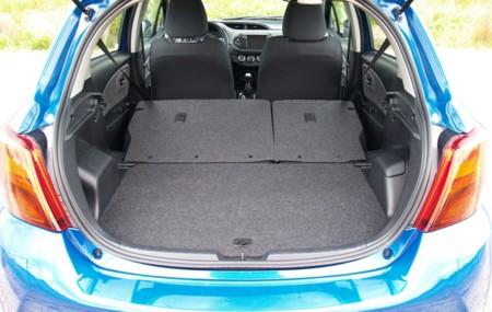 Toyota Yaris 90d 5p Active Prueba 10