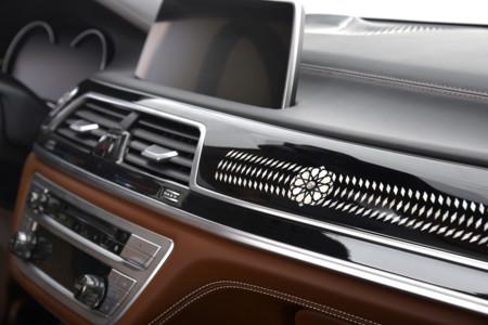 Cientos de metros cuadrados de piel y seis diamantes para el BMW 750Li xDrive Solitaire Edition