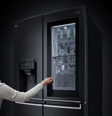 LG estrenará nuevos frigoríficos InstaView Door-in-Door en 2021 con más espacio, sistema de higiene UVnano y reconocimiento de voz