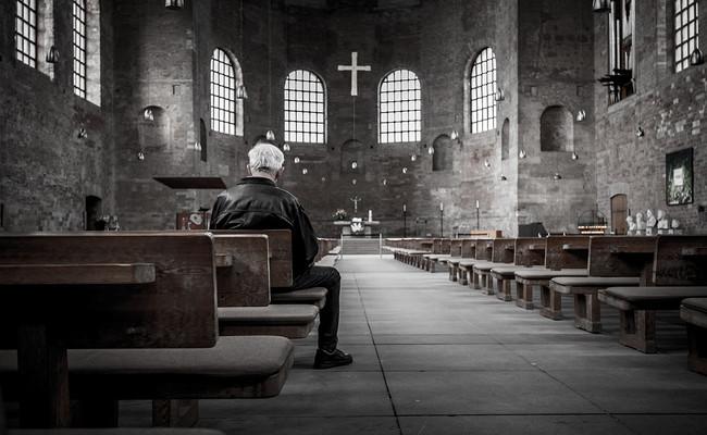 Religion Cosa De Viejos