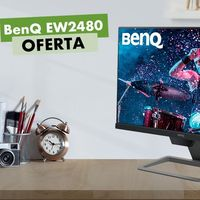 ¿Buscas un monitor para disfrutar de tu tiempo libre? El BenQ EW2480 es justo lo que necesitas y lo tienes por sólo 133,99 euros en Amazon