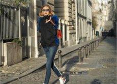 Zara y Delpozo no son las únicas firmas españolas que enamoran a Olivia Palermo