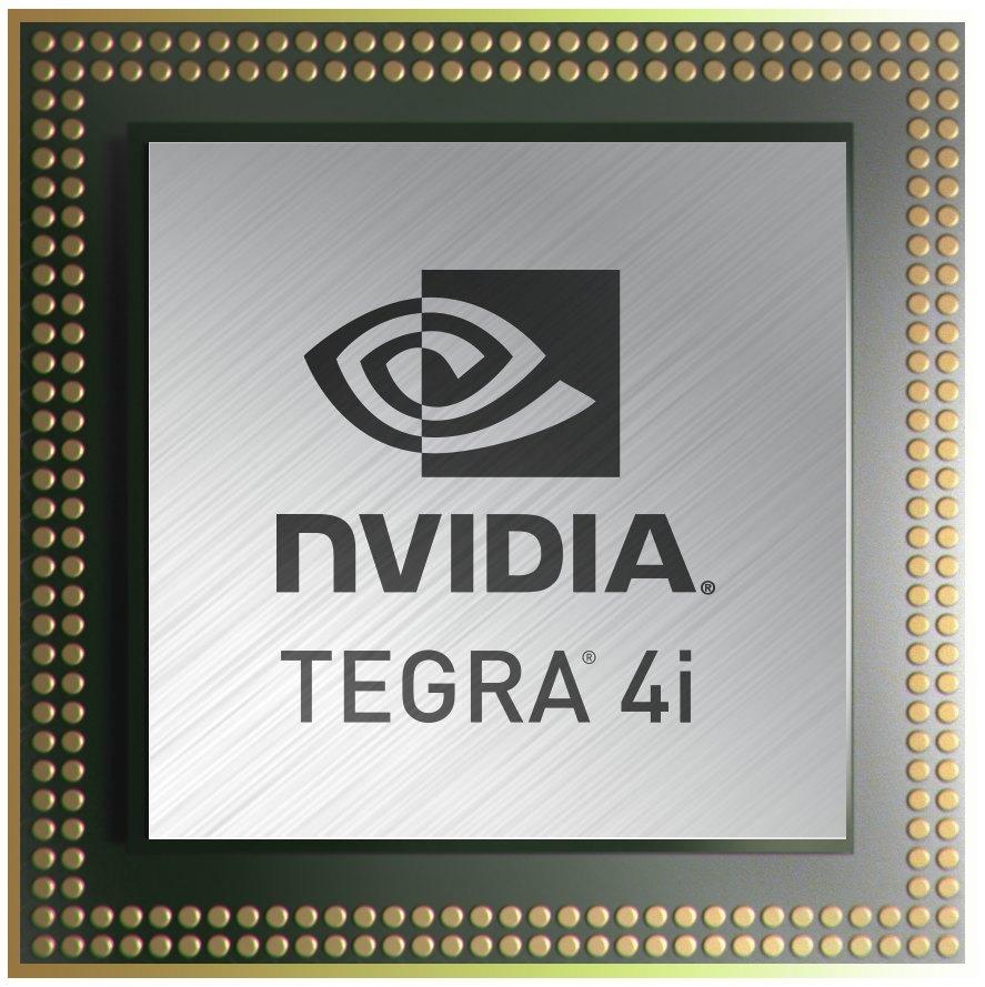 NVidia Tegra 4i, oficial