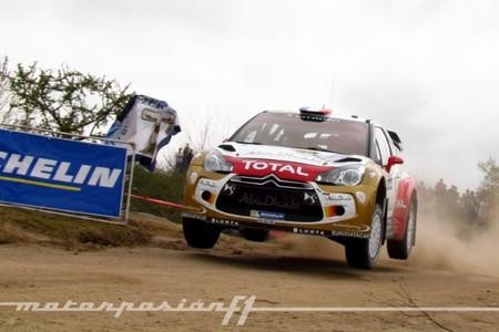 Las mejores imágenes del Rally de Argentina
