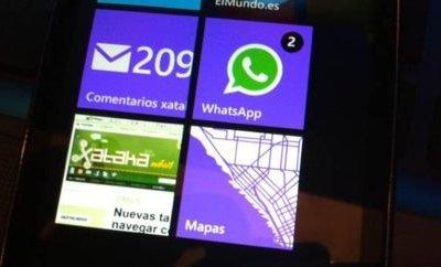 WhatsApp Beta en Windows Mobile recibe una actualización y ya permite la edición de imágenes