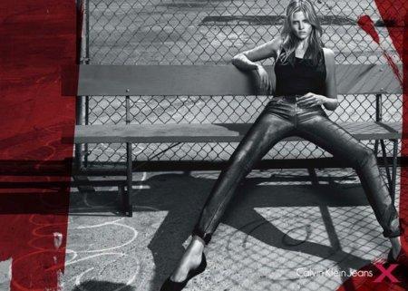 Los nuevos jeans de Calvin Klein para este Otoño-Invierno 2010/2011