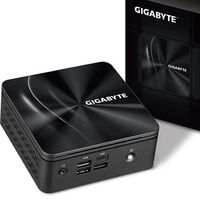 GIGABYTE presenta los BRIX S, su nueva línea de mini-PC con CPUs Ryzen 4000U y WiFi 6