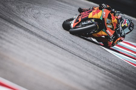Brad Binder Moto2 Motogp Austria 2018