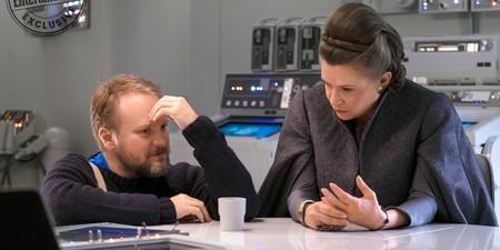 'Star Wars: Los últimos jedi' está dedicada a Carrie Fisher