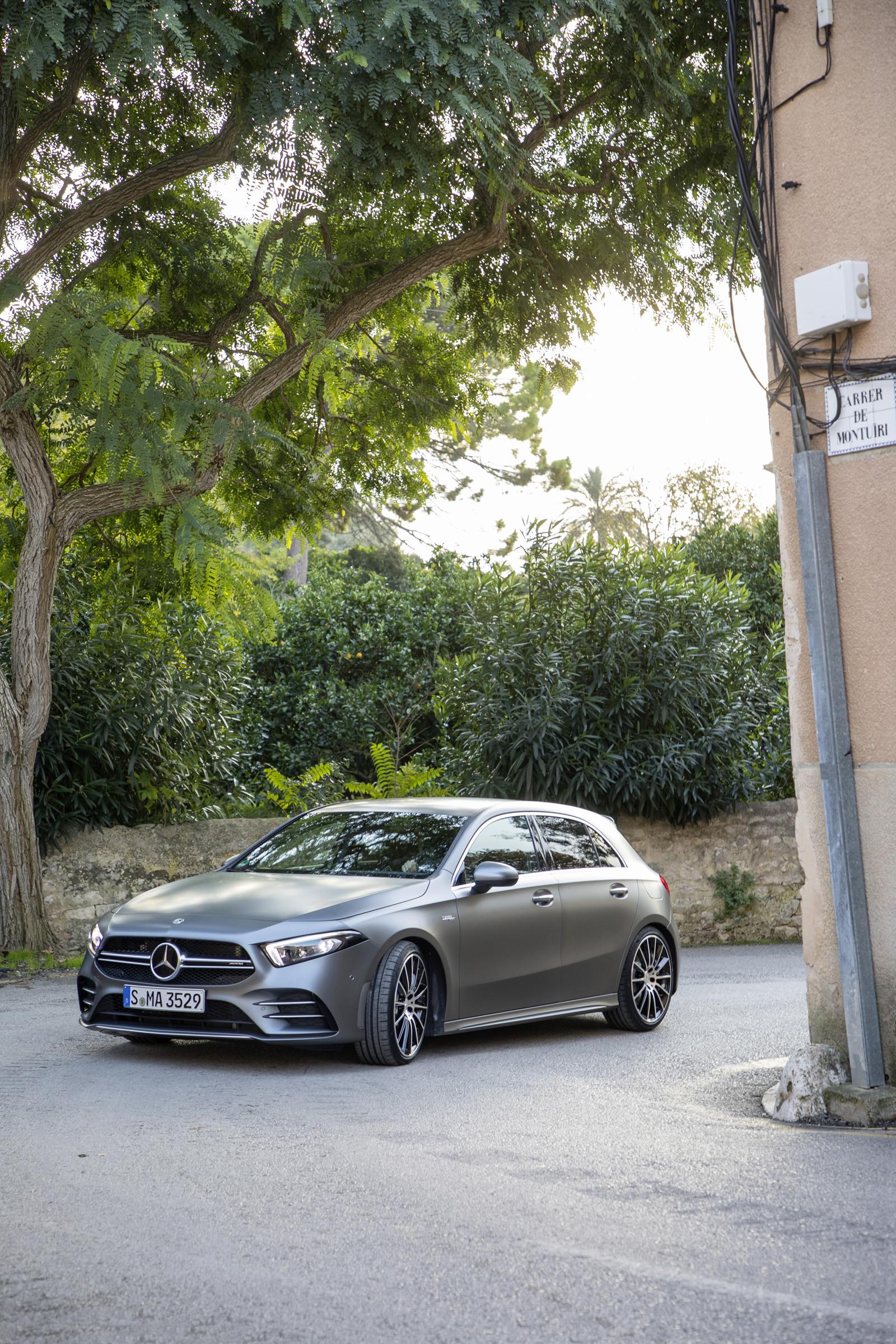 Foto de Mercedes-AMG A35 (presentación) (112/122)
