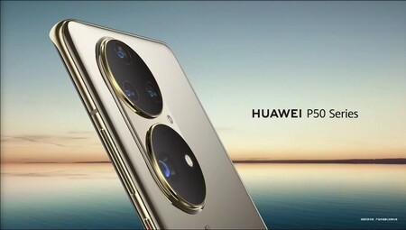 Huawei P50: características, precio, fecha de lanzamiento y todo sobre los móviles de Huawei