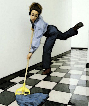 """Consejos prácticos para que nuestra casa esté siempre limpia """"sin"""" limpiar"""