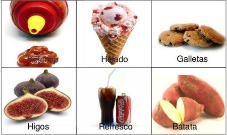Adivina adivinanza: ¿qué alimento posee más azúcar?