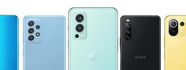 OnePlus Nord 2, comparativa: así queda frente a POCO F3, Realme GT, Xiaomi Mi 11 Lite 5G y resto de competencia