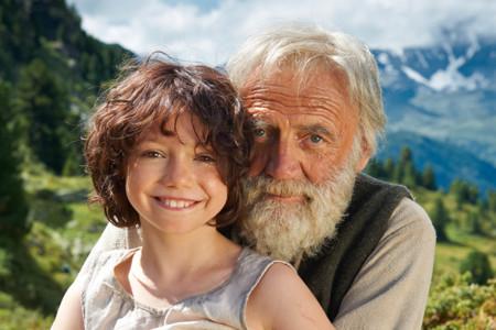 Heidi Y Su Abuelo En Heidijpg