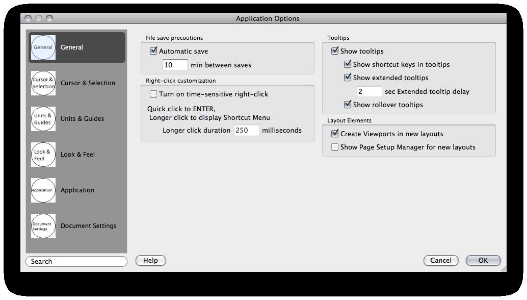 """Foto de Autocad beta1 """"Sledgehammer"""" para Mac (5/6)"""