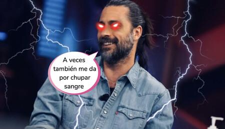 Hugo Silva revela en 'El Hormiguero' el impactante trastorno que le impide dormir por las noches